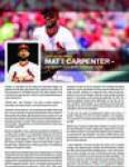 Matt Carpenter Spanish Feature