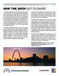 How the Arch Got Its Shape