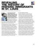 Revealing the History of Hispanic Immigrants in St. Louis