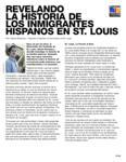 Spanish Language - Revealing the History of Hispanic Immigrants in St. Louis