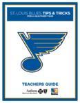 Blues Teacher Guide